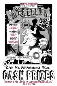 Open Mic Night April 11 2019